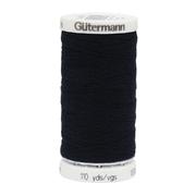 Нитки п/э GUTERMAN DENIM №50  100 м для джинсовой ткани 700160 (7726582) цв. т.синий №6950