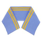 Воротник трикотажный 3AR1193 8*36 см голубой/жёлтый 7729030