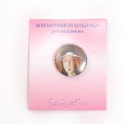 Игольница- магнит 558611 (42) «Портрет» 25*3 мм
