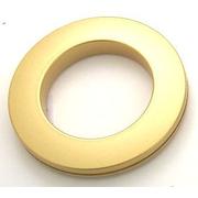 Люверсы шторные универс. d=35 мм №04 мат. золото