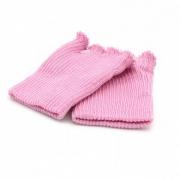 Манжеты трикотаж п/ш 6,5*10 см 401/8 миндальный (розовый)