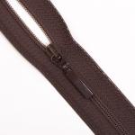 Молния Т5 карман. спираль 18 см SA60P-483  Прибалтика №141 т.коричневый