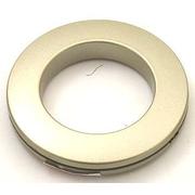 Люверсы шторные универс. d=35 мм №20 мат. серебро