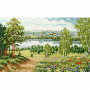 Набор для вышивания Золотое руно ВМ-033 «Моя Россия»