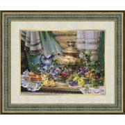 Набор для вышивания Золотое руно СЖ-057 «Осеннее изобилие» 31*41.3 см