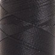 Нить для бисера 110м 541349 черный уп.10шт.