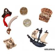Фигурки 4045 «Пираты» 7702080