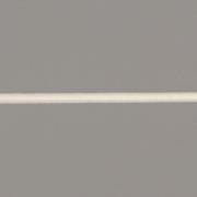 Шнур резиновый 2 мм  102 молочный  рул. 100 м