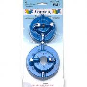 Приспособление PM-4 для помпонов д.9/7/5,5/3,5 см (4 шт)