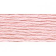 Мулине х/б 8 м Гамма, 0875 св. гр.-розовый