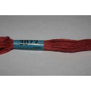 Мулине х/б 8 м Гамма, 3072 т.-розовый