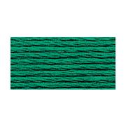 Мулине х/б 8 м Гамма, 3136 ярко-зеленый