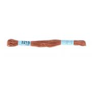 Мулине х/б 8 м Гамма, 3215 св.-коричневый