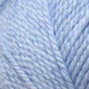 Пряжа Мериносовая, 100 г / 200 м, 177 голубое небо