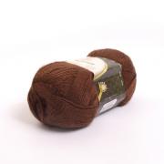 Пряжа Воздушная (Камтекс), 100 г / 370 м  063 шоколад