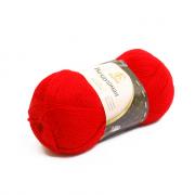 Пряжа Воздушная (Камтекс), 100 г / 370 м  046 красный