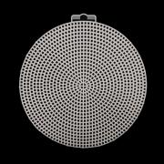 Канва пластик круг 15 см  7707125