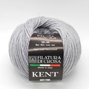Пряжа Кент (Kent Filatura Di Crosa), 50 г / 150 м  06 св.серый