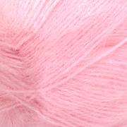 Пряжа Ангора кролик, 100 г / 500 м 2107 розовый
