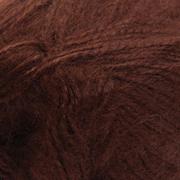Пряжа Ангора кролик, 100 г / 500 м 2531 шоколадный