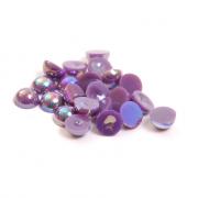 Полубусы  6 мм перламутр (уп. 10 г) 024 фиолетовый