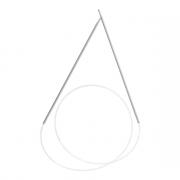 Крючок для тунисского вязания SH2 80 см циркулярный 2,5 мм