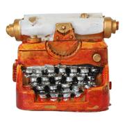 Декор SL015A273  Печатная машинка 4*4 см 7719469