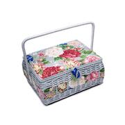 Шкатулка RТ-4125 «Роскошные цветы» прямоугол. 34*26,5*17 см