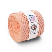 Пряжа Котэ (трикотажная пряжа) 100 м персиковый