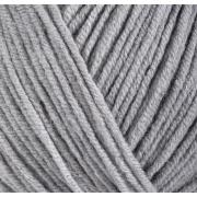 Пряжа Джинс-GZ (Gazzal, Jeans-GZ), 50 г / 170 м, 1110 серый