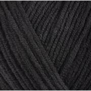 Пряжа Джинс-GZ (Gazzal, Jeans-GZ), 50 г / 170 м, 1111 черный