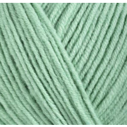 Пряжа Джинс-GZ (Gazzal, Jeans-GZ), 50 г / 170 м, 1107 мята