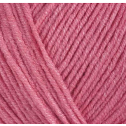 Пряжа Джинс-GZ (Gazzal, Jeans-GZ), 50 г / 170 м, 1136 коралл
