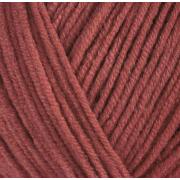 Пряжа Джинс-GZ (Gazzal, Jeans-GZ), 50 г / 170 м, 1137 красный