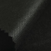 Флизелин «Мастер» 6909050 точечный, 50 г/м, шир. 90 см, чёрный