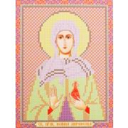Канва с рисунком для вышивания бисером БИС 5123 «Св. Иоанна» 13*17 см