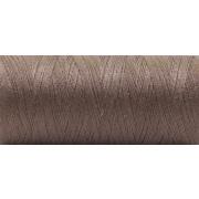 Нитки п/э №40/2 Aquarelle №389 серо-коричневый