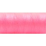 Нитки п/э №40/2 Aquarelle №397 розовый неон