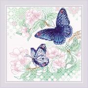 Набор для вышивания Риолис №1946 «Легкость весны» 20*20 см