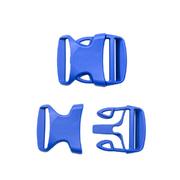 Фастекс 3 см Ф-30/6  614325 цветной  (уп. 1 шт. в блистере) василек