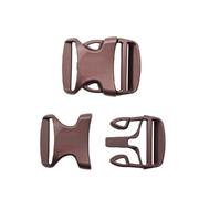 Фастекс 3 см Ф-30/6  614325 цветной (уп. 1 шт. в блистере) коричневый