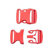 Фастекс 3 см Ф-30/6  614325 цветной (уп. 1 шт. в блистере) красный