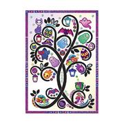 Набор для творчества Клевер АС 43-326 «Мистическое дерево» (антистресс) 21*29,7 см