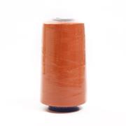 Нитки п/э №40/2  STRONG №1040 т.оранжевый
