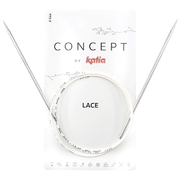 Спицы круговые Concept by Katia Lace 80 см 2,75 мм супергладкие