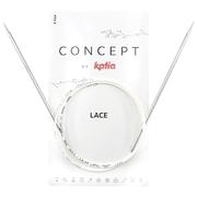 Спицы круговые Concept by Katia Lace 80 см 3 мм супергладкие