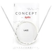 Спицы круговые Concept by Katia Lace 100 см 4 мм супергладкие