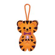 Набор для творчества Клевер АФ 10-103 из фетра «Милый тигр» 618857 7,5*5 см