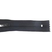 Молния Т4 спираль брючн. п/авт. 18 см  322 черн.