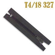 Молния Т4 спираль брючн. п/авт. 18 см 327 хаки